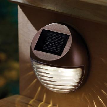 Zonne-buitenwandlamp