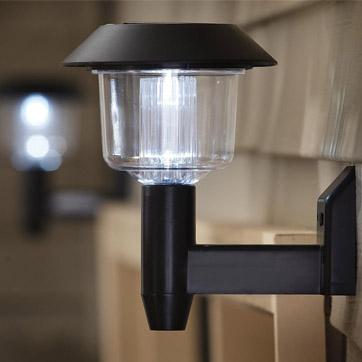 Zonne-energie Wandlamp