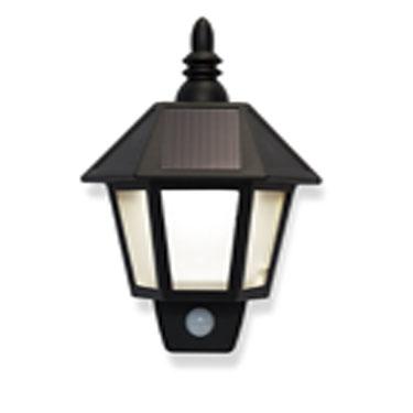 Solar Lamp met bewegingssensor