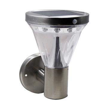 Zonne-energie PIR-wandlamp