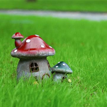 Solar Outdoor Fairy House Light