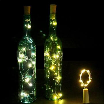 flessenkurk Snaar licht